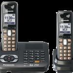 تلفن بی سیم پاناسونیک مدل KX-TG6411