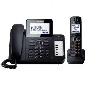 تلفن بیسیم دو گوشی پاناسونیک KX-TG6671