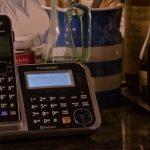 تلفن بی سیم پاناسونیک مدل KX-TG9341