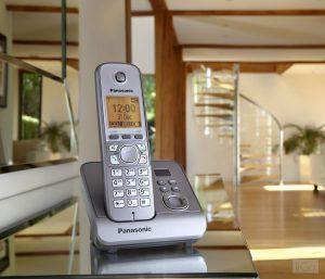 تلفن بی سیم پاناسونیک KX-TG6721