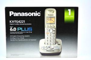 تلفن بی سیم پاناسونیک مدل KX-TG4221