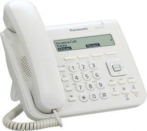 تلفن SIP پاناسونیک KX-UT113