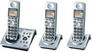 تلفن بی سیم پاناسونیک مدل KX-TG1033