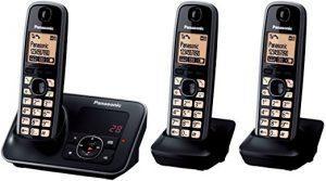تلفن بیسیم پاناسونیک مدل KX-TG6623