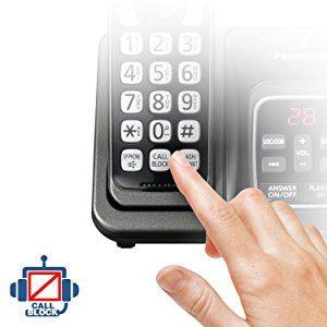 گوشی تلفن بیسیم مدل KX-TGD530M