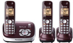 تلفن بیسیم پاناسونیک مدل KX-TG6573