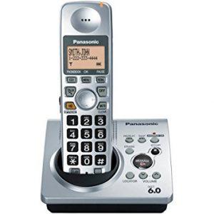 تلفن بیسیم پاناسونیک مدل KX-TG1031