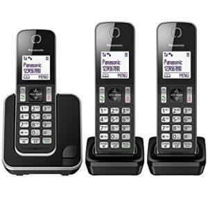 تلفن بی سیم پاناسونیک مدل KX-TGD313EB
