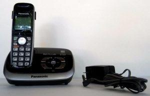 تلفن بیسیم پاناسونیک مدل KX-TG6531B