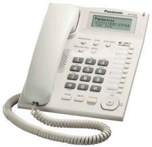 تلفن رومیزی پاناسونیک مدل KX-TS7716