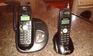 تلفن بیسیم پاناسونیک مدل KX-TG2122