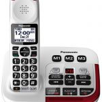 تلفن بیسیم پاناسونیک مدل KX-TGM420W