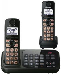تلفن بیسیم پاناسونیک مدل KX-TG4742B