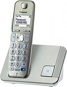 تلفن بیسیم پاناسونیک مدل KX-TGE210B