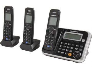 تلفن بیسیم پاناسونیک مدل KX-TG6843B