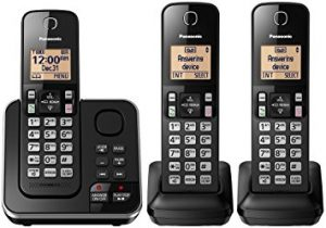 تلفن بیسیم پاناسونیک مدل KX-TGC363B