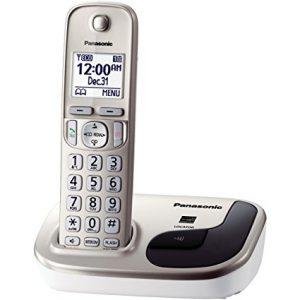 تلفن بیسیم پاناسونیک مدل KX-TGD210