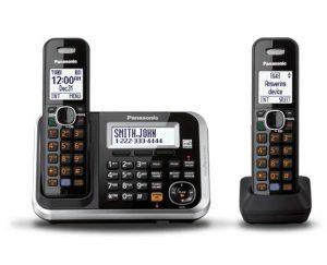 تلفن بیسیم پاناسونیک مدل KX-TG6841 و KX-TG6842