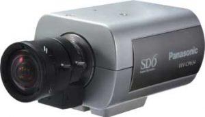 دوربین مداربسته پاناسونیک مدل WV-CP634