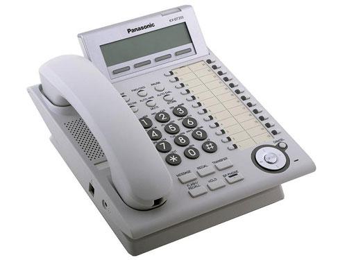 گوشی تلفن دیجیتال پاناسونیک مدل KX-DT333