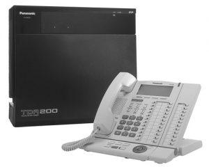 معرفی دستگاه سانترال KX-TDA200