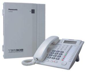 معرفی دستگاه سانترال KX-TEA308