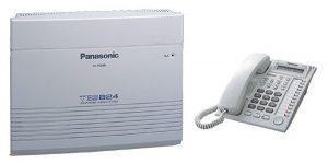 معرفی دستگاه سانترال KX-TES824