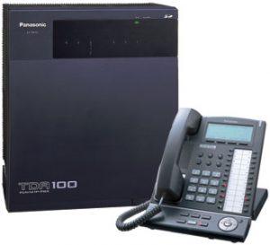 معرفی دستگاه سانترال KX-TDA100