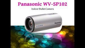 دوربین مداربسته پاناسونیک مدل WV-SP102