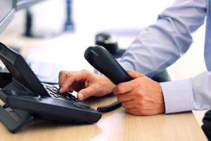 تلفن داخلی سانترال