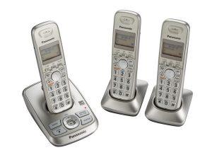 تلفن بیسیم پاناسونیک مدل KX-TG4223