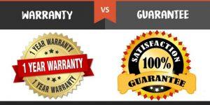 تفاوت بین گارانتی و وارانتی چیست؟