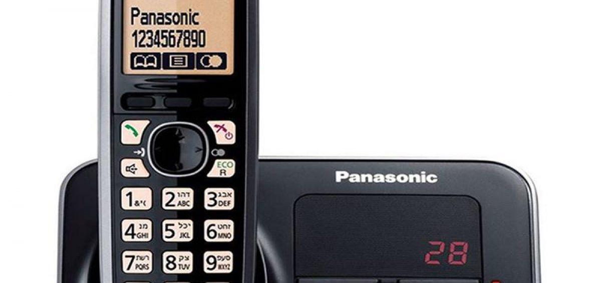 معرفی قابلیت های تلفن بی سیم KX-TG3721 پاناسونیک