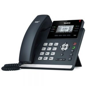 تلفن تحت شبکه SIP-T42S یلینک